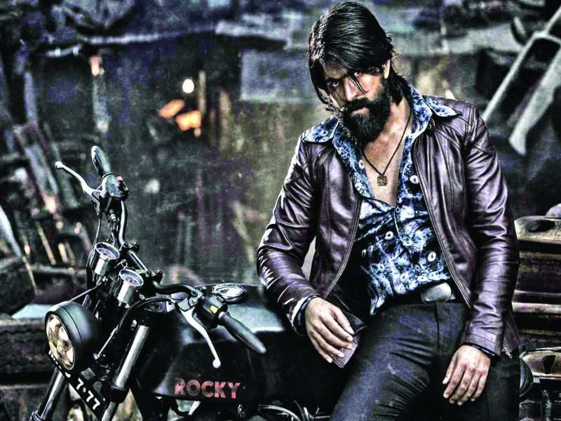 Yash Yash Completes Shoot For Kgf Starts Dubbing For It Kannada