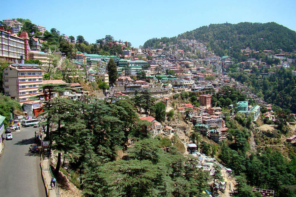 Severe water crisis in Shimla forces hotels to cancel tourist reservations