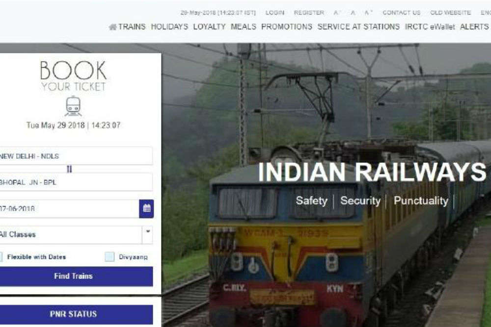 IRCTC will now confirm whether or not your train ticket is confirmed