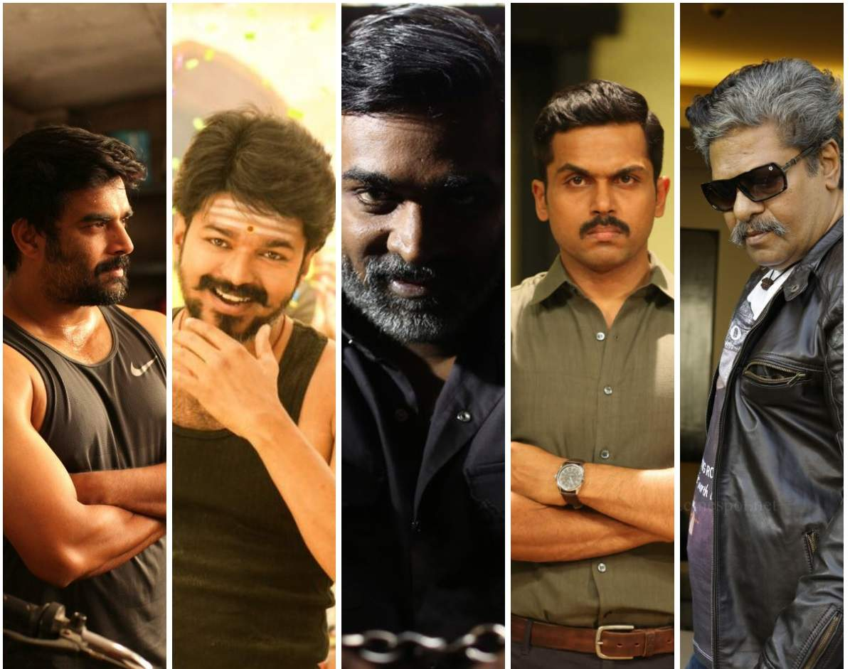 Tamil nominations for the 65th Jio Filmfare Awards (South