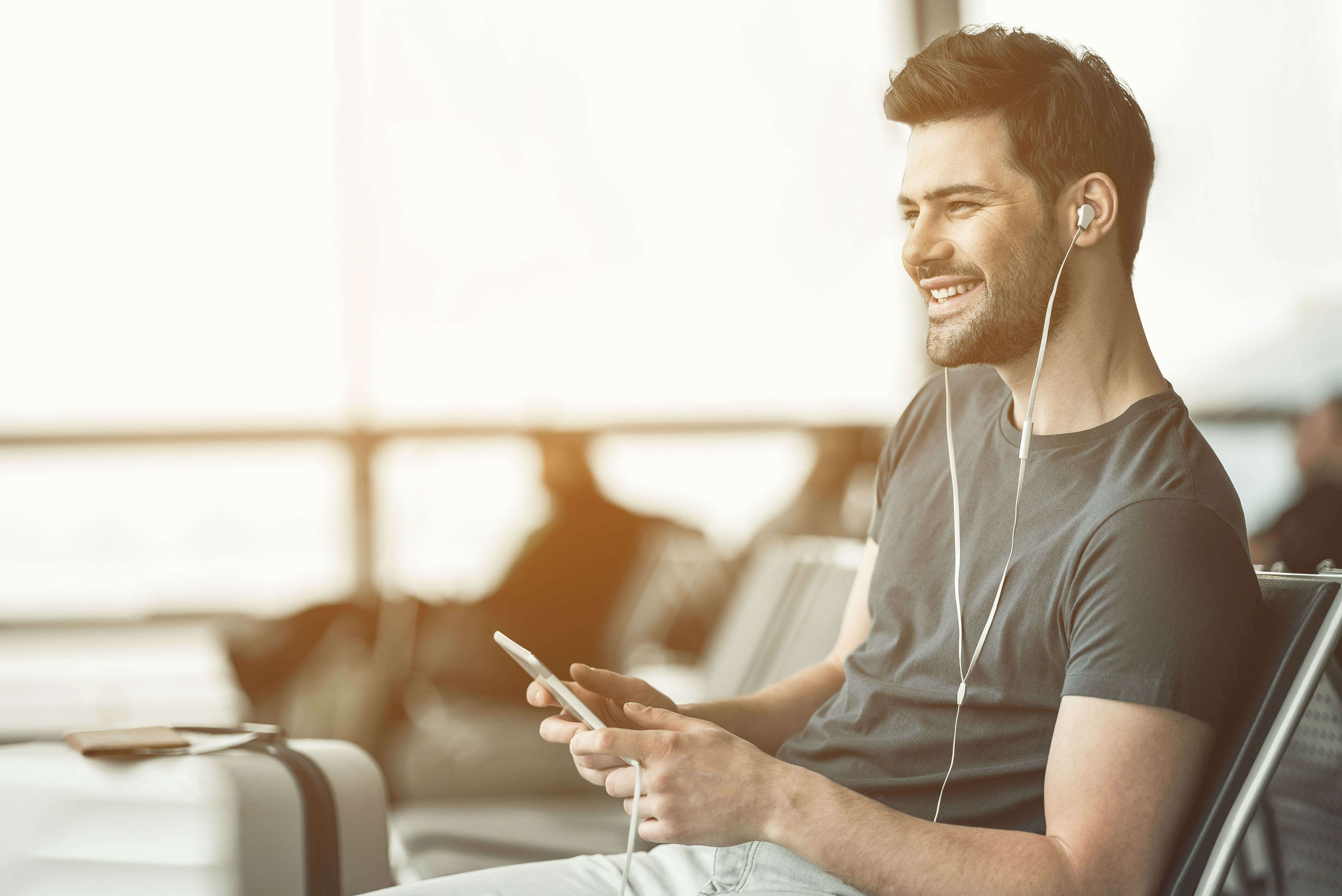 Soon angry flyers to be treated with music therapy at Indian airports