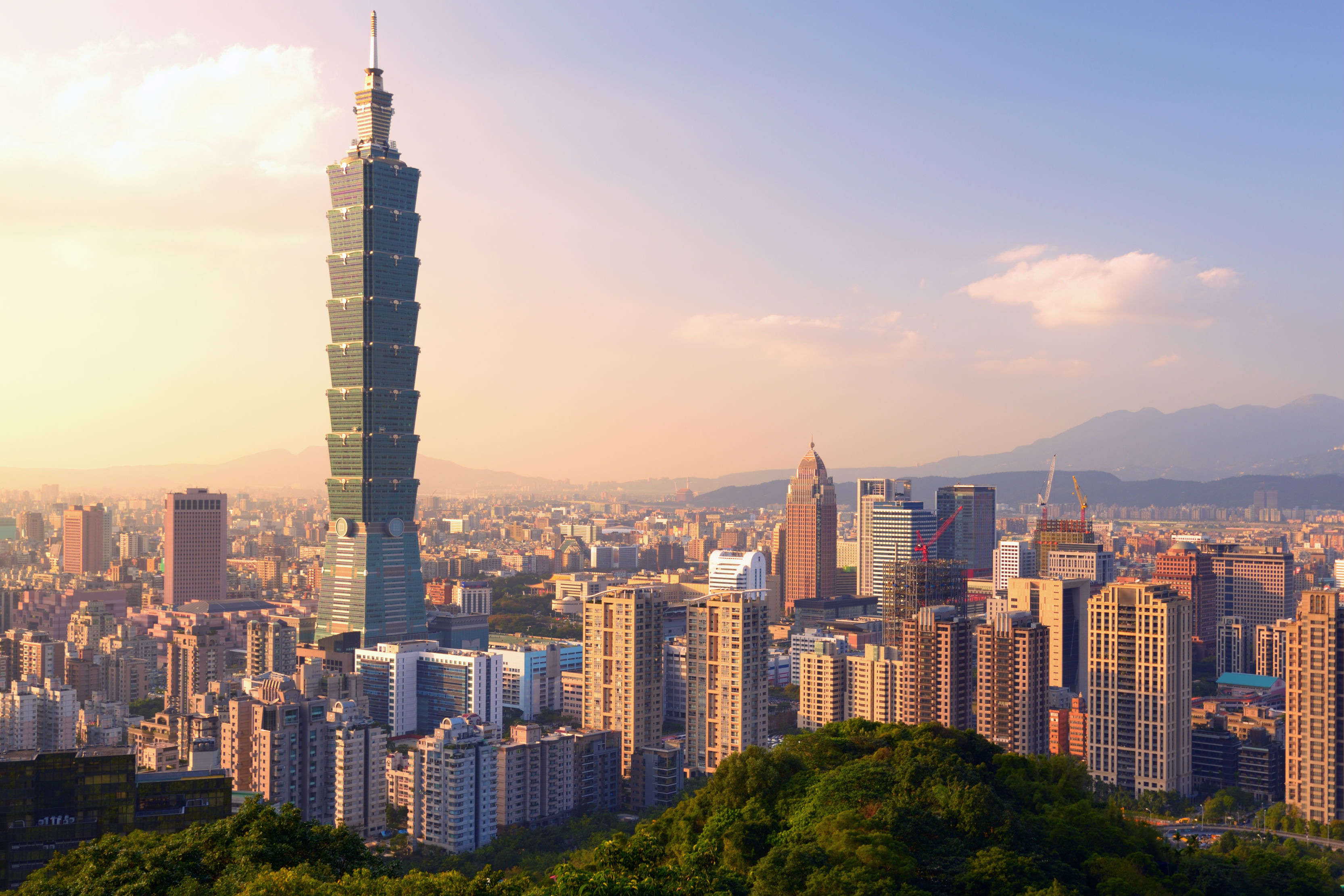 Spending a day in Taiwan's capital city, Taipei
