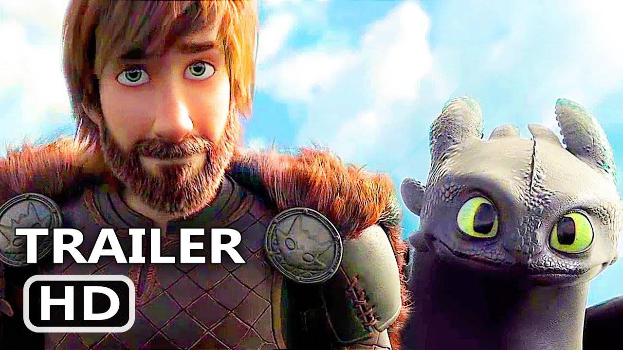 How to train your dragon 3 the hidden world the trailer promises how to train your dragon 3 the hidden world the trailer promises an enthralling dragon love story english movie news times of india ccuart Image collections