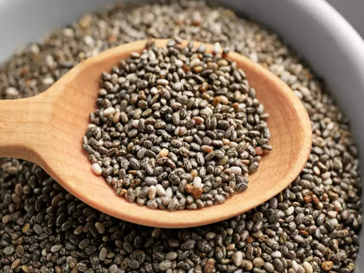 7 Amazing Health Benefits Of Chia Seeds Lifestyle Times Of India Videos