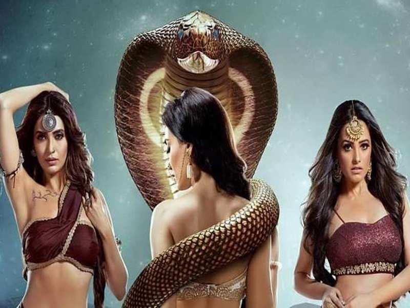 Naagin 3 starring Karishma Tanna, Anita Hassanandani and Surbhi Jyoti opens to big numbers - Times of India