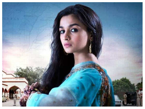 'Raazi' box-office collection Day 34: The Meghna Gulzar directorial collects Rs 0.32 crore on Wednesday - Times of India ►