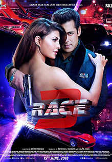Race 3 Movie Review As Race 3 Zooms Ahead In Style The