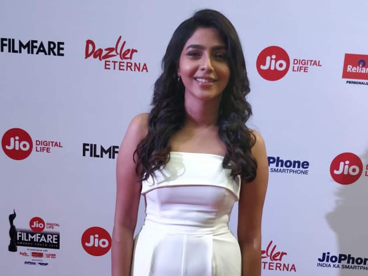 Aishwarya Lekshmi nominated at the 65th Jio Filmfare Awards South 2018