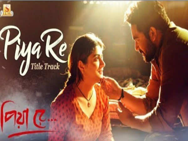 Piya Re' title track: Jeet Ganguly's soulful composition and