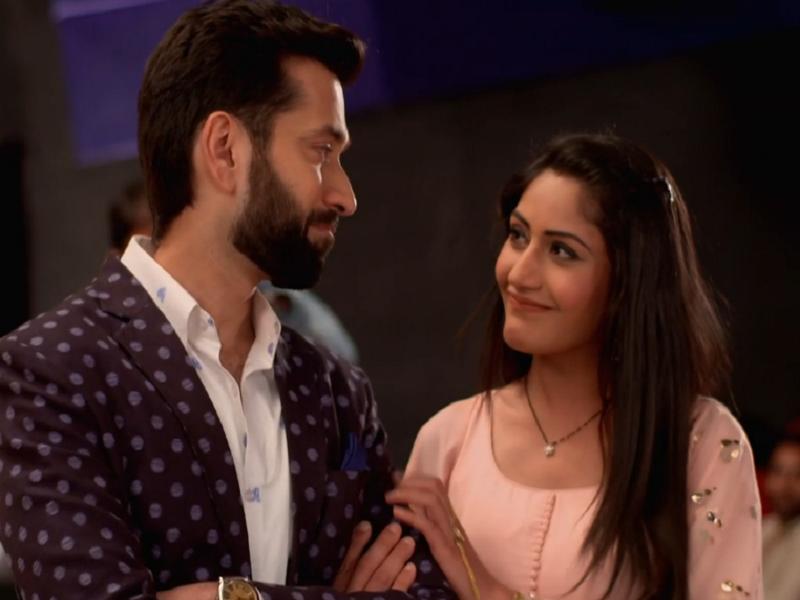 Ishqbaaz written update June 18, 2018: Shivaay and Anika go
