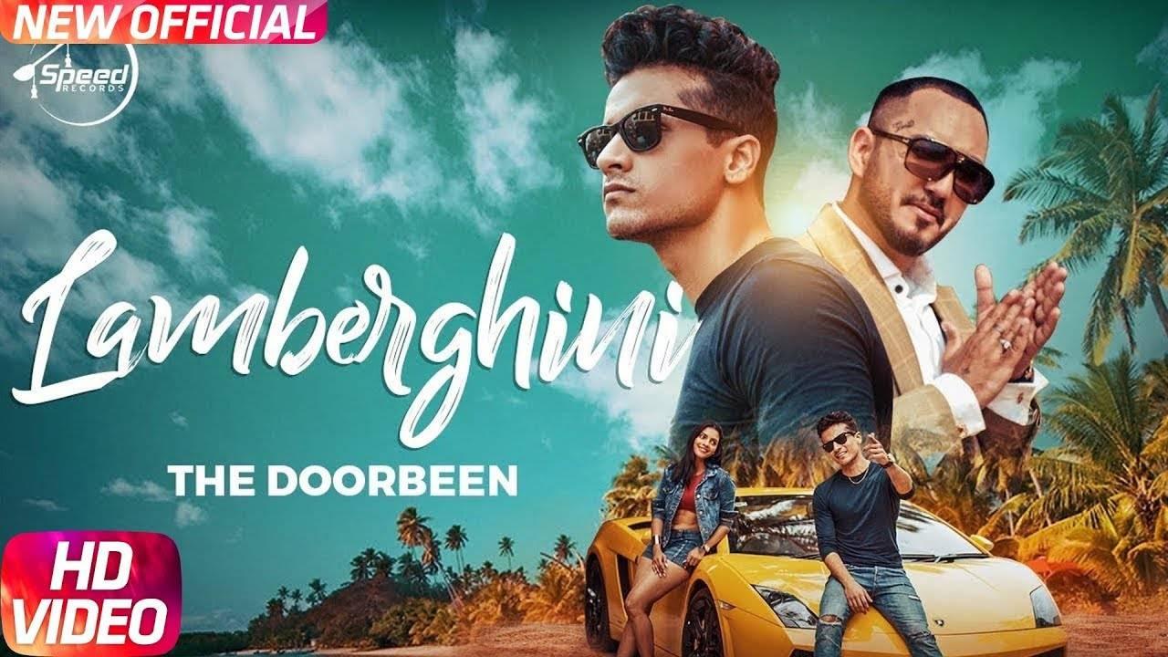 Lamberghini Song By The Doorbeen Feat Ragini Punjabi Video Songs