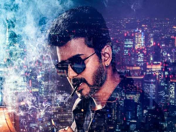 Thalapathy 62 First Look Sarkar First Look Thalapathy Vijay