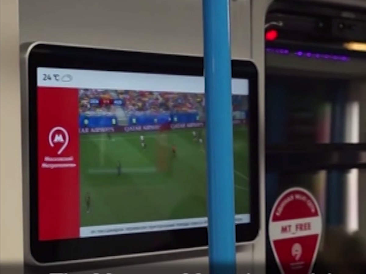 live-football-on-moscow-metro