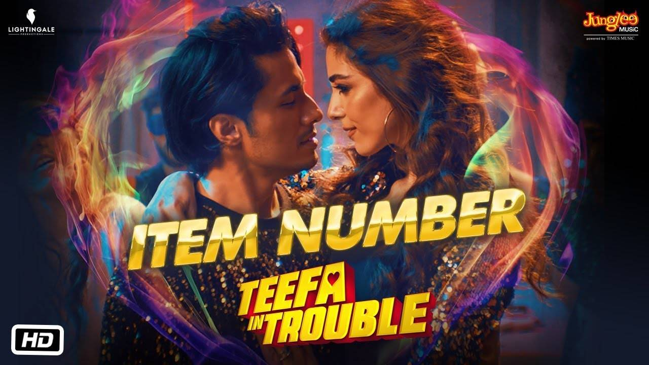 Teefa In Trouble | Song - Item Number