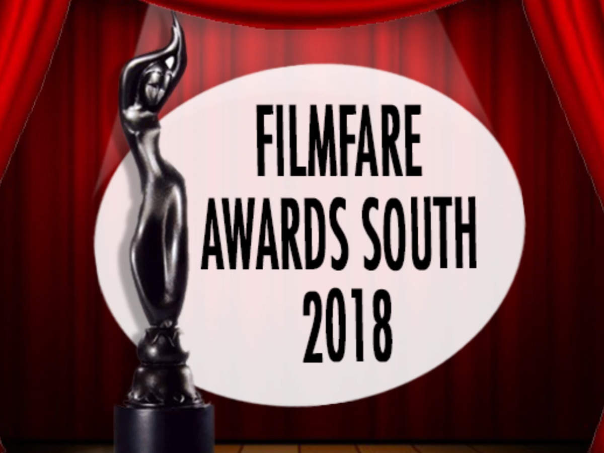 Red carpet round-up of the 65th Jio Filmfare Awards (South) 2018