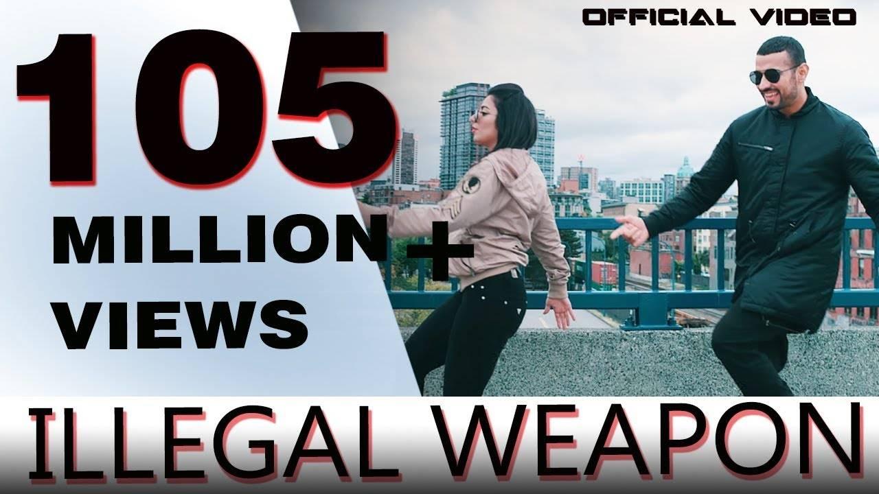 Illegal Weapon Song By Jasmine Sandlas And Garry Sandhu