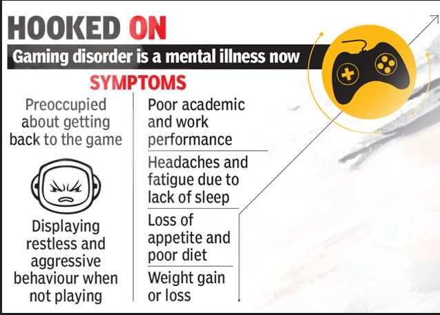 Gaming addiction: Disorder diagnosed, antidote awaited | Chennai