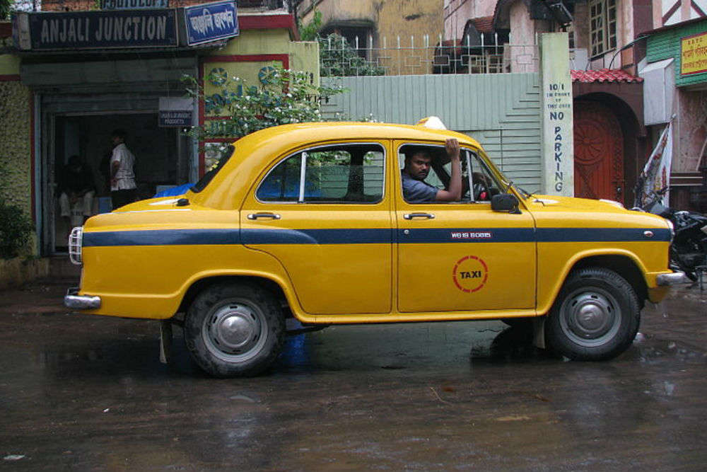In search of Calcutta in Kolkata