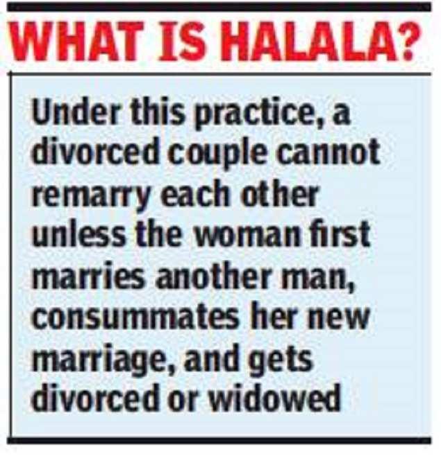 After triple talaq, Centre targets nikah halala and polygamy   India