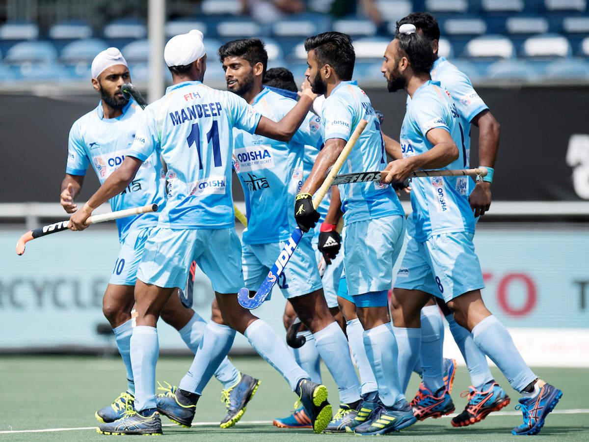 India vs Australia live score, Men's Hockey Champions ...
