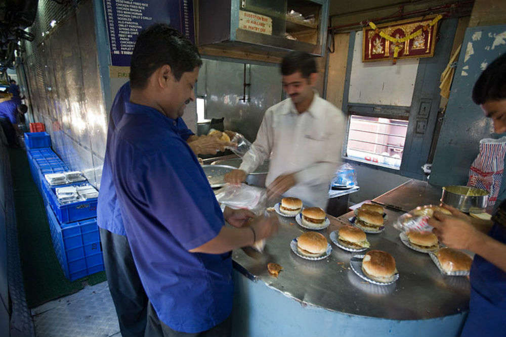 Starting July 2018 Indian Railways will live stream the IRCTC kitchens