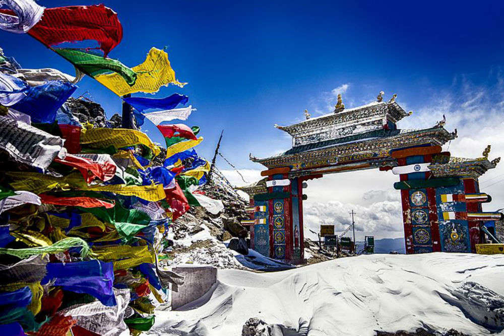 Railway line to come up in Tawang at 10,000ft, close to Indo-China border