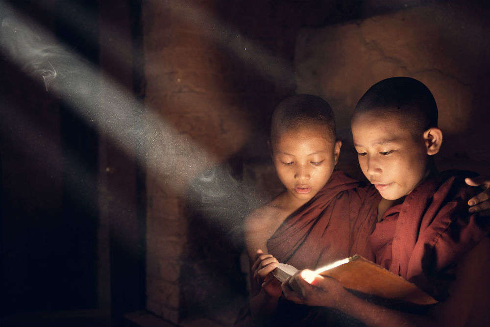 Your route map for a spiritual quest in Myanmar