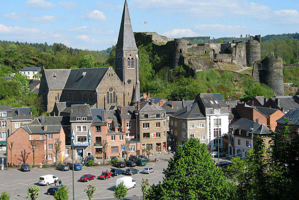 Belgium's most haunted—places where a monk's ghost seeks a nun & more
