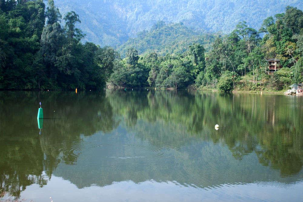 Ganga Lake in Itanagar—the next best tourist attraction in Arunachal Pradesh