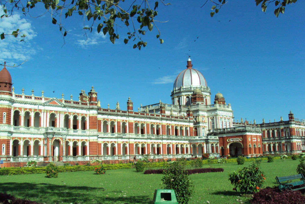 Cooch Behar Palace—where time stands still