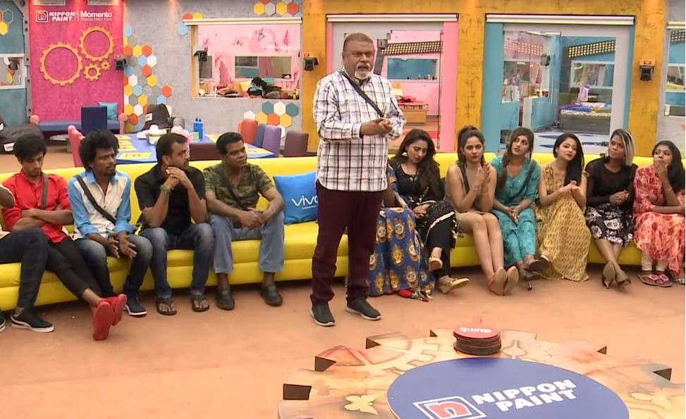 Bigg Boss Tamil 2 written update, July 8, 2018: Ananth gets evicted