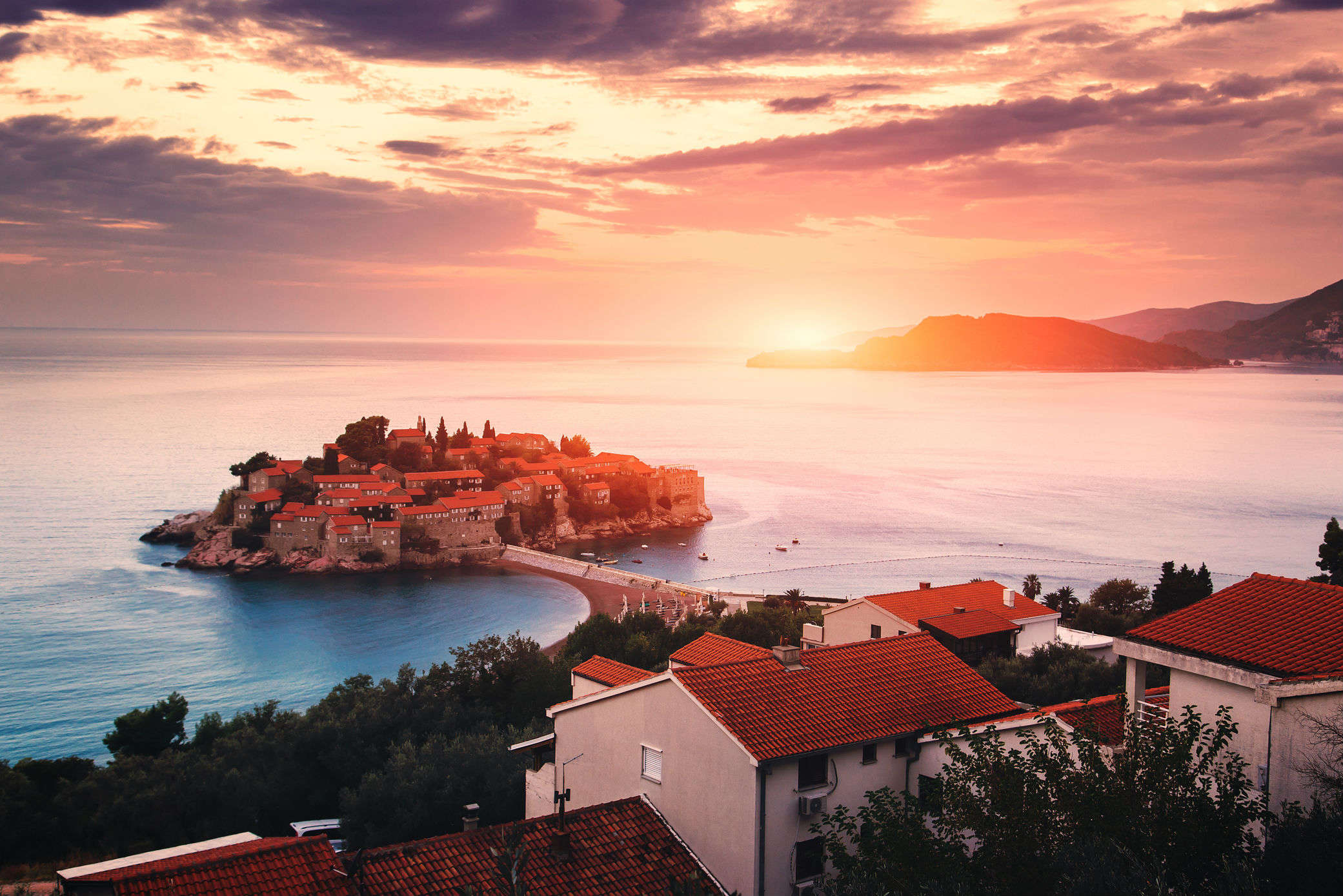 The charms of a European sojourn at Montenegro