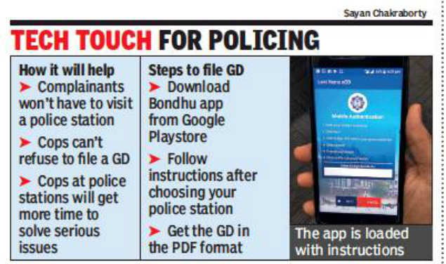 cops: Cop app gets new features to help you register e