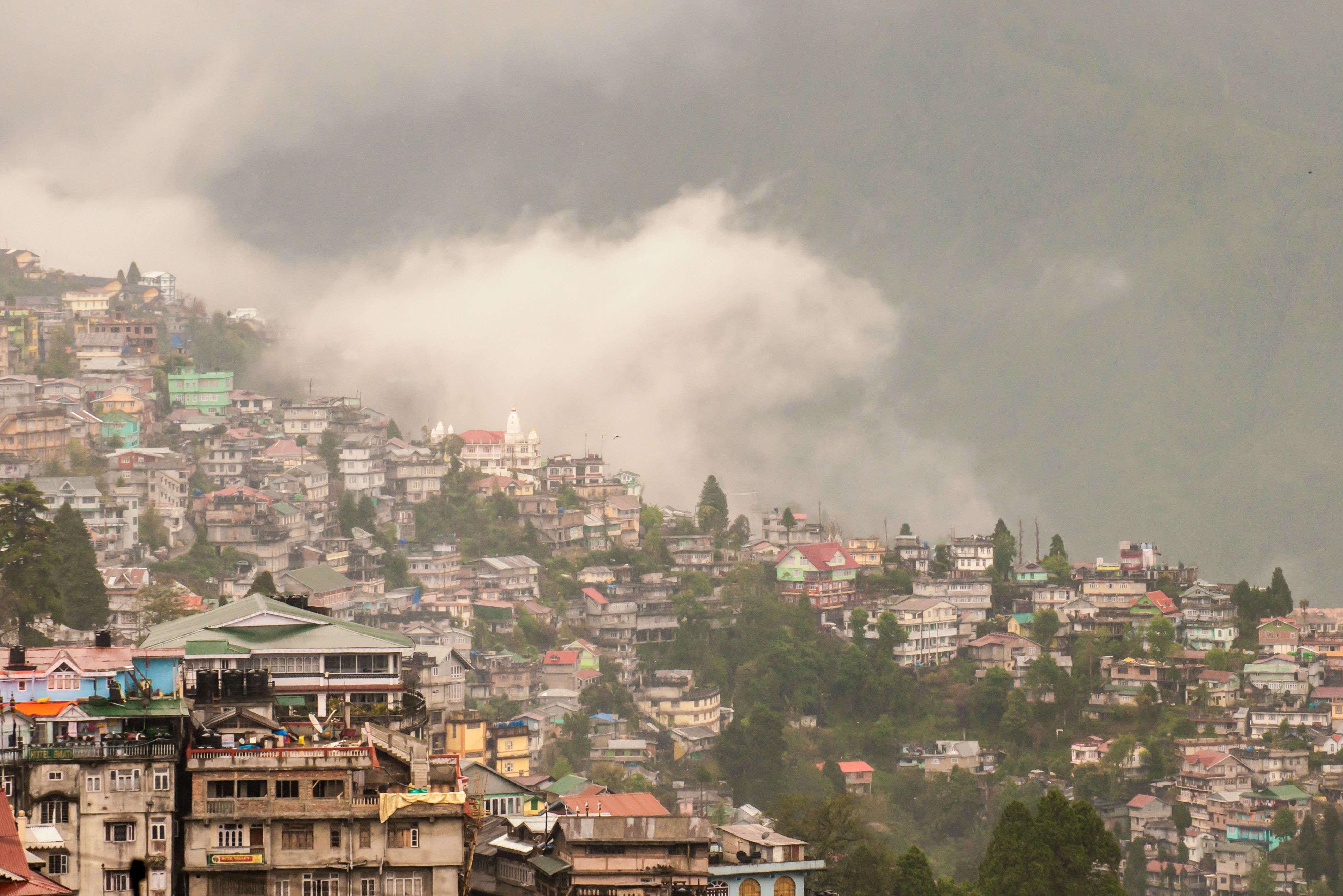 Bar hopping in Darjeeling