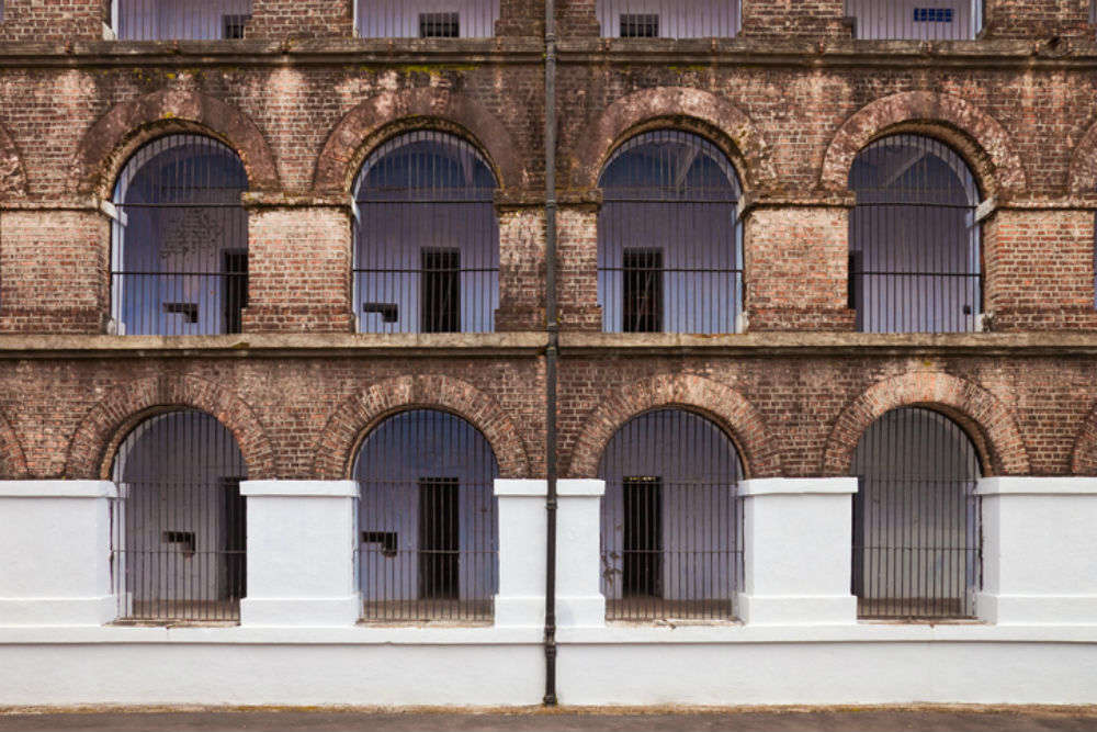No need to commit a crime to visit these historic Indian prisons