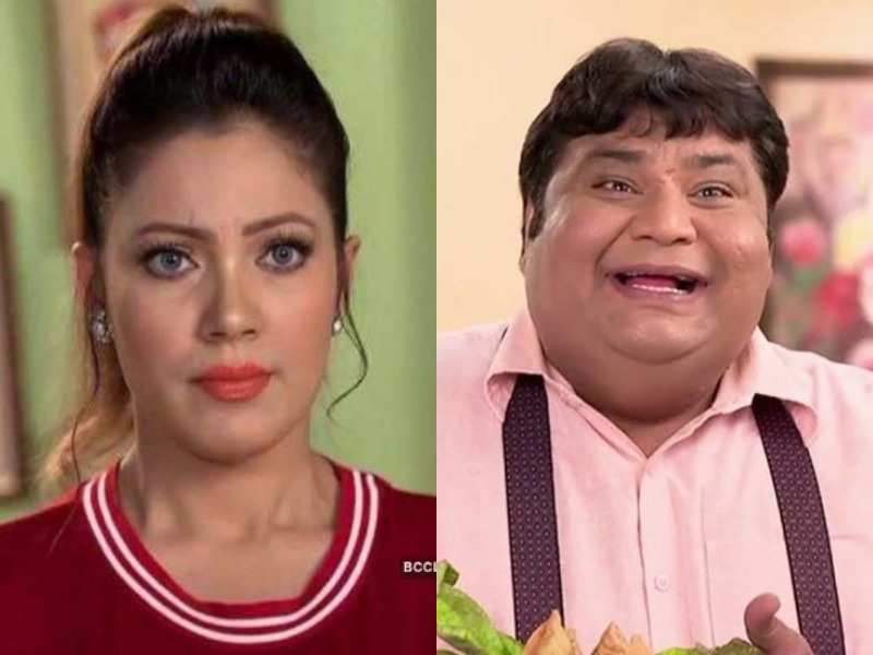 Taarak Mehta's Munmun Dutta: Saw people laughing and clicking our pics at Dr. Hathi's cremation, PATHETIC ​ - Times of India