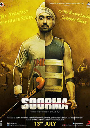 Soorma Movie Review, Trailer, & Show timings at Times of India