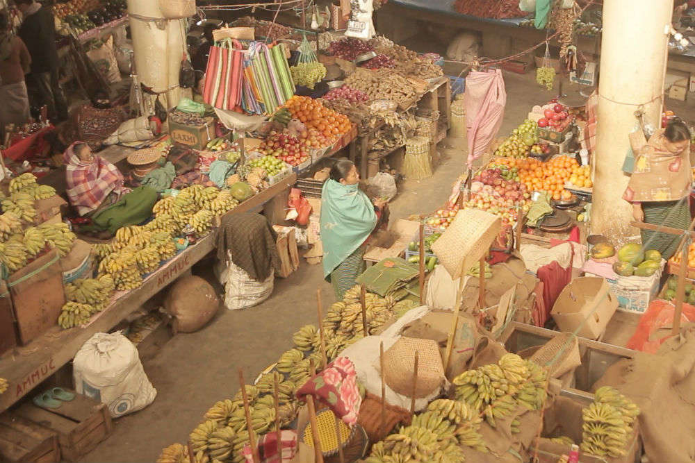 Wonder women of India running the show in a 500-year-old market