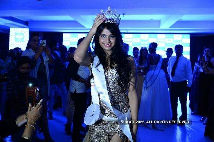 India's first transgender beauty queen to make her television debut