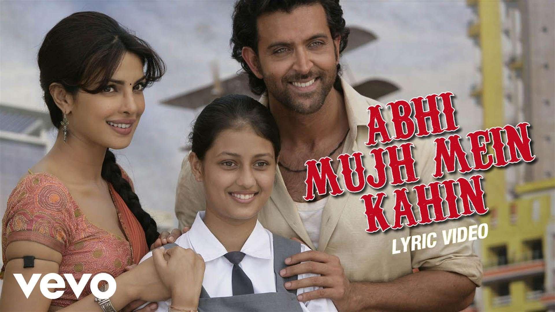 Agneepath - Song (Lyrical)  Abhi Mujh Mein Kahin -