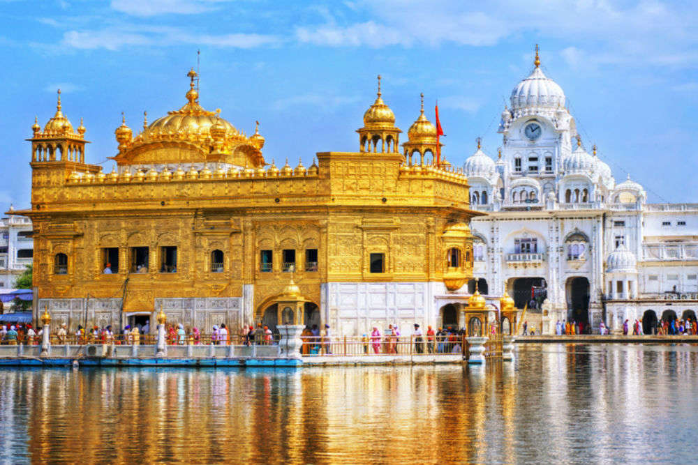 Golden Temple in Amritsar to be renovated with 160 kg 'pure gold'