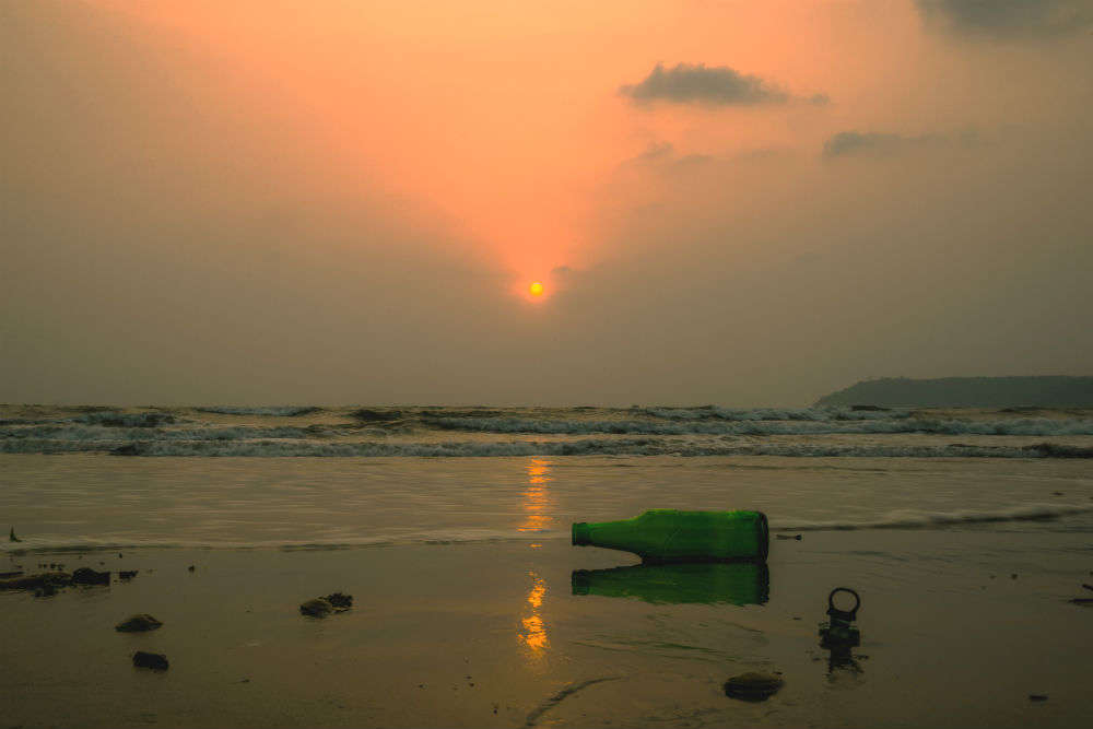 Ban on drinking beer on Goa beaches from August 15