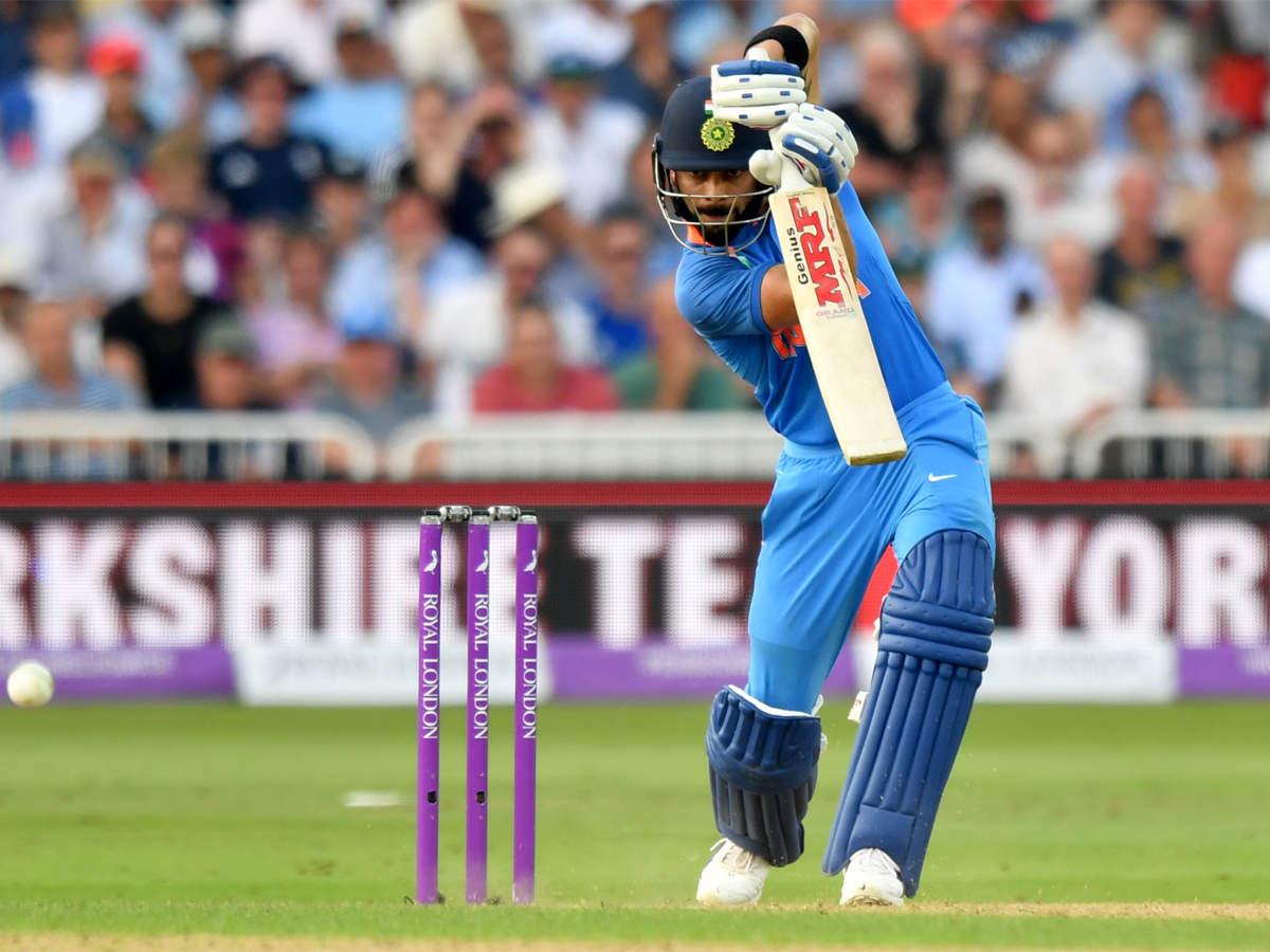 ICC ODI Rankings: Virat Kohli touches career-high 911 points ...