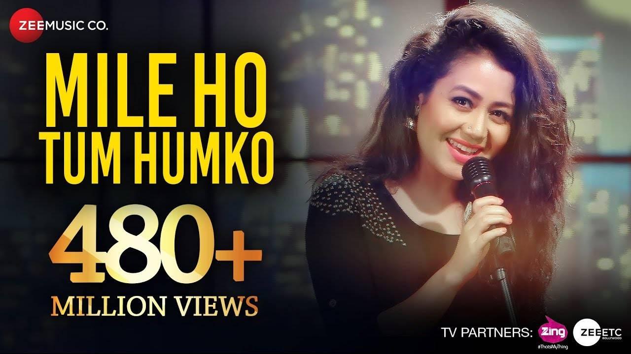 Hindi Song Mile Ho Tum Reprise Verson Sung By Neha Kakkar Hindi Video Songs Times Of India