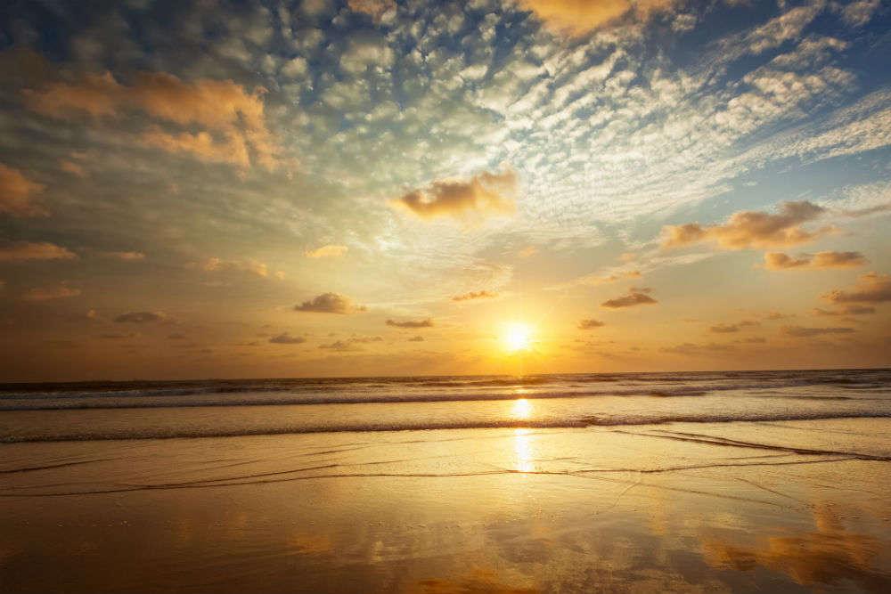 Monsoon-perfect beaches in Goa