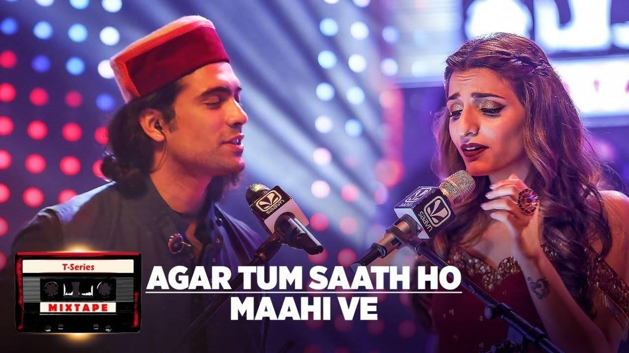 Hindi Song Agar Tum Saath Ho/Maahi Ve Sung By Jubin Nautiyal Prakriti Kakar  & Abhijit Vaghani