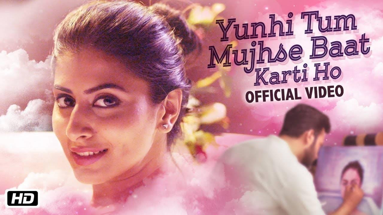 Hindi Song Yunhi Tum Mujhse Baat Karti Ho Sung By Abhay Jodhpurkar & Savani  Ravindra