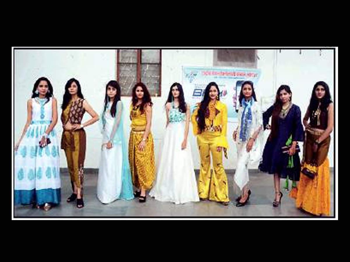 Nift Nift Students To Display Fashion Skills Bhopal News Times Of India