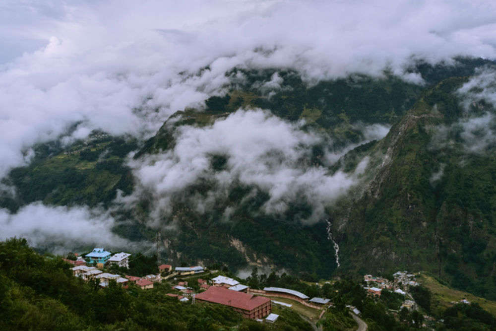 Get blown over by the magic of Arunachal's Dirang Valley