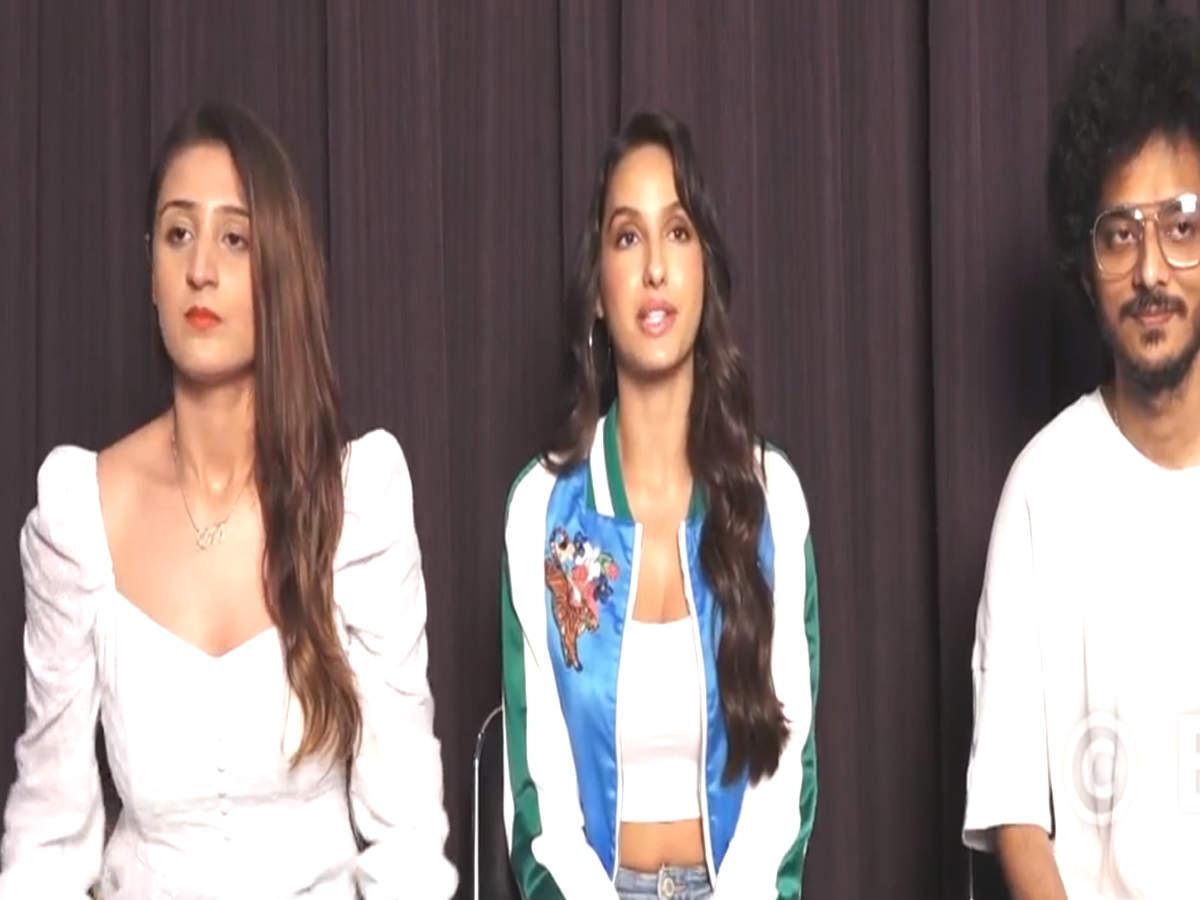 'Dilbar': Nora Fatehi, Dhvani Bhanushali and Tanishk Bagchi get candid with  Bombay Times